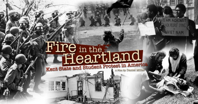 """""""Fire in the Heartland"""" shows Kent State shooting wasn't ananomaly"""