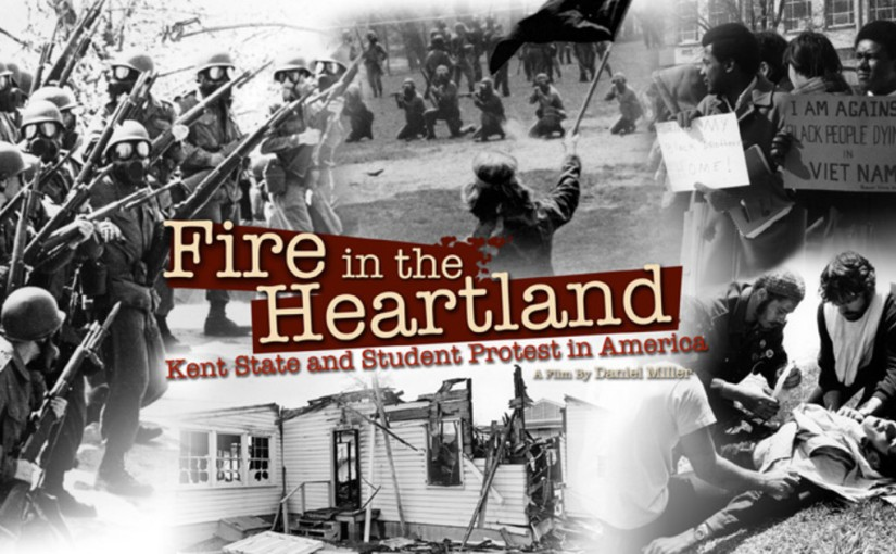 """Fire in the Heartland"" shows Kent State shooting wasn't an anomaly"