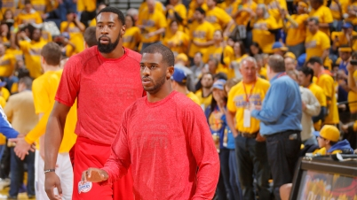 Los Angeles Clippers v Golden State Warriors - Game Four