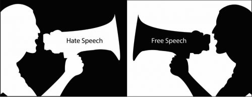 Protecting the First Amendment while resisting hate speech