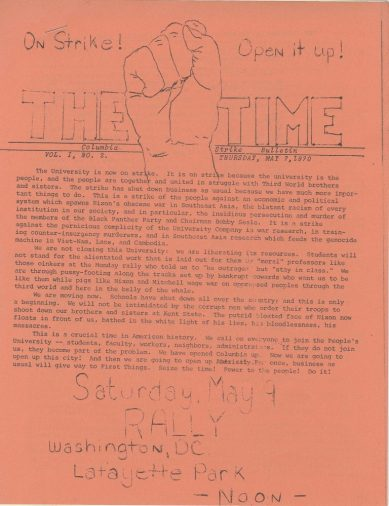 Strike-Bulletin-May1970-768x999